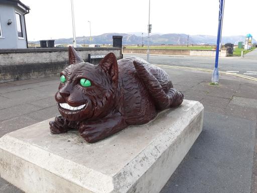 The Cheshire Cat!